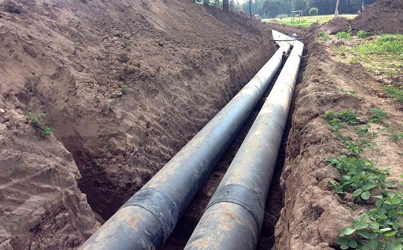 地埋式聚氨酯保温钢管
