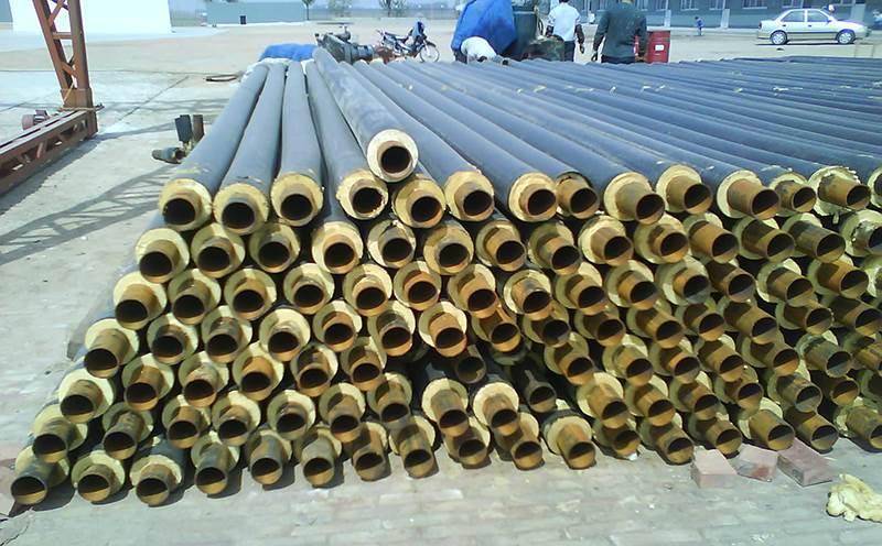 聚氨酯保温钢管报价