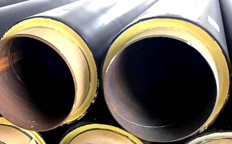 聚氨酯预制直埋保温钢管厂家
