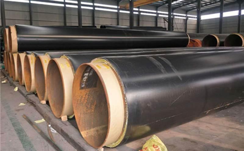 聚氨酯保温无缝钢管厂家