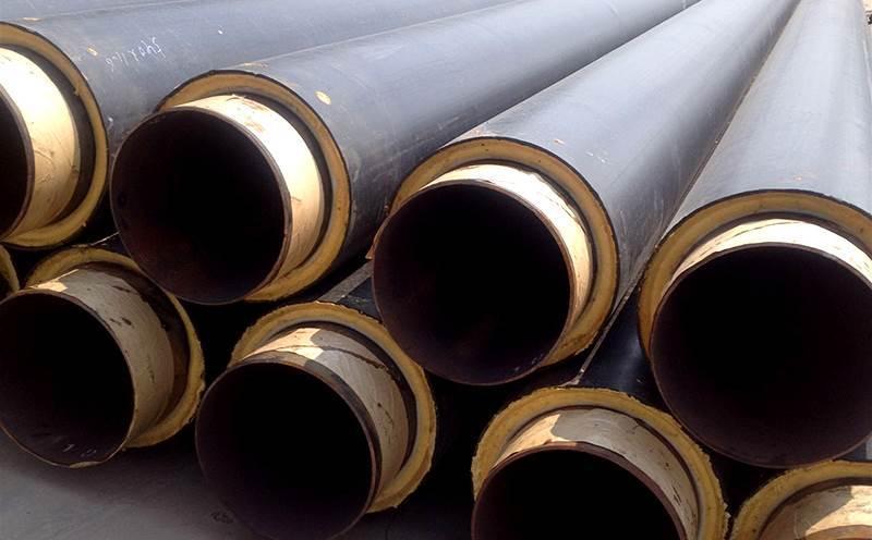 管道聚氨酯保温钢管