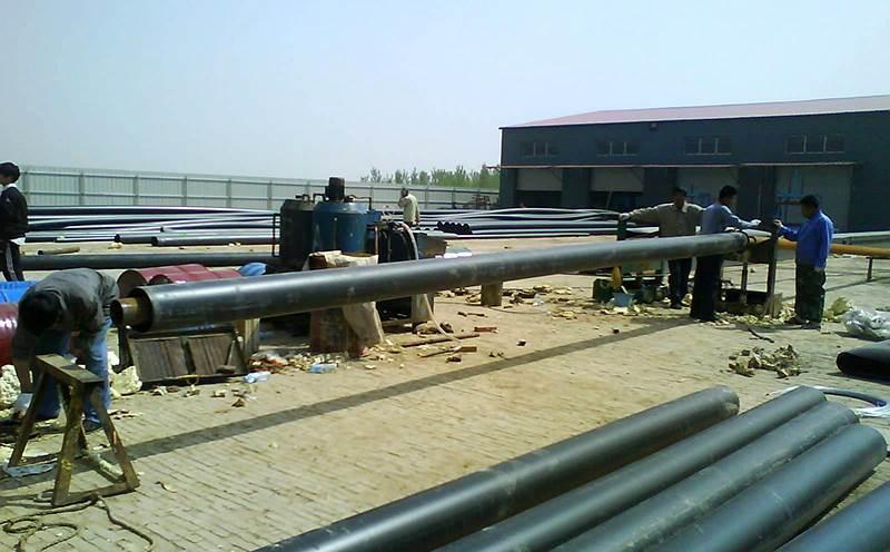 聚氨酯直埋保温钢管生产厂家