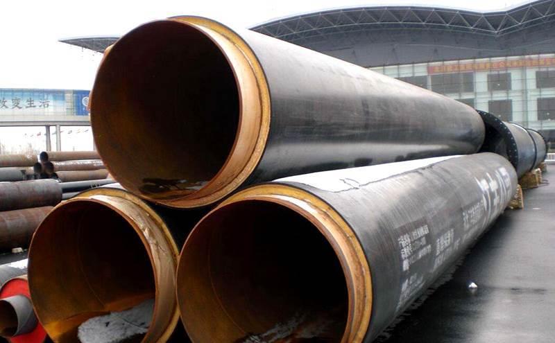 地埋聚氨酯保温钢管