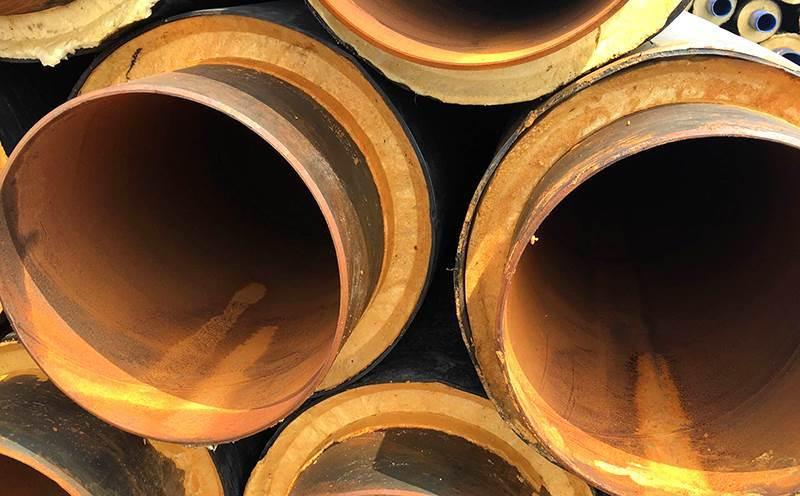 聚氨酯发泡保温螺旋钢管