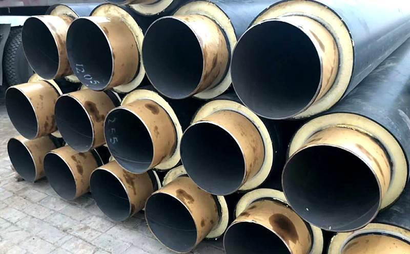 聚氨酯发泡保温钢管价格