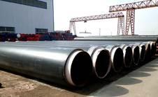 预制聚氨酯保温钢管厂家