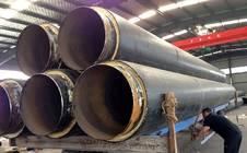 地埋聚氨酯保温钢管厂家