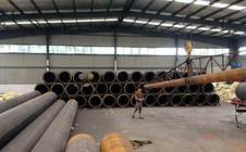 埋地聚氨酯保温钢管