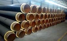 聚氨酯管道保温钢管